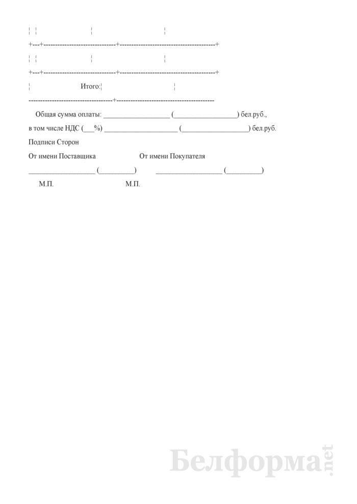 Договор поставки (6). Страница 12