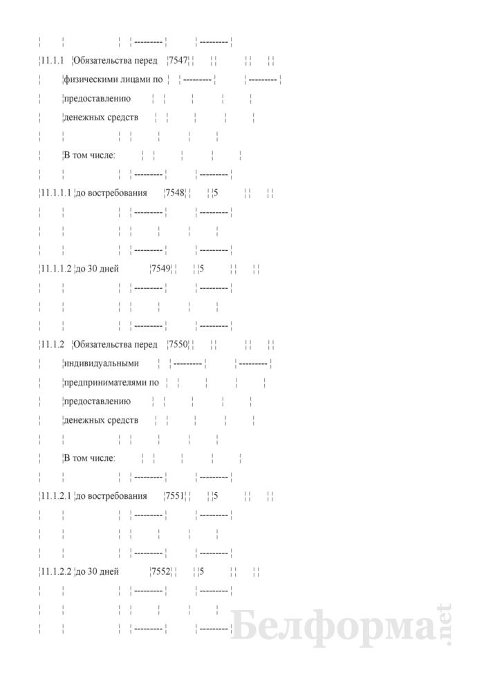 Расчет показателя покрытия ликвидности. Страница 15