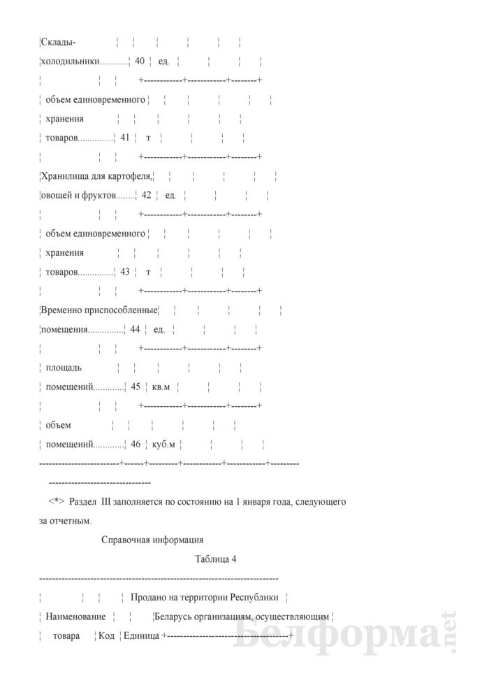 Отчет о деятельности организации оптовой торговли (Форма 1-торг (опт) (годовая)). Страница 12
