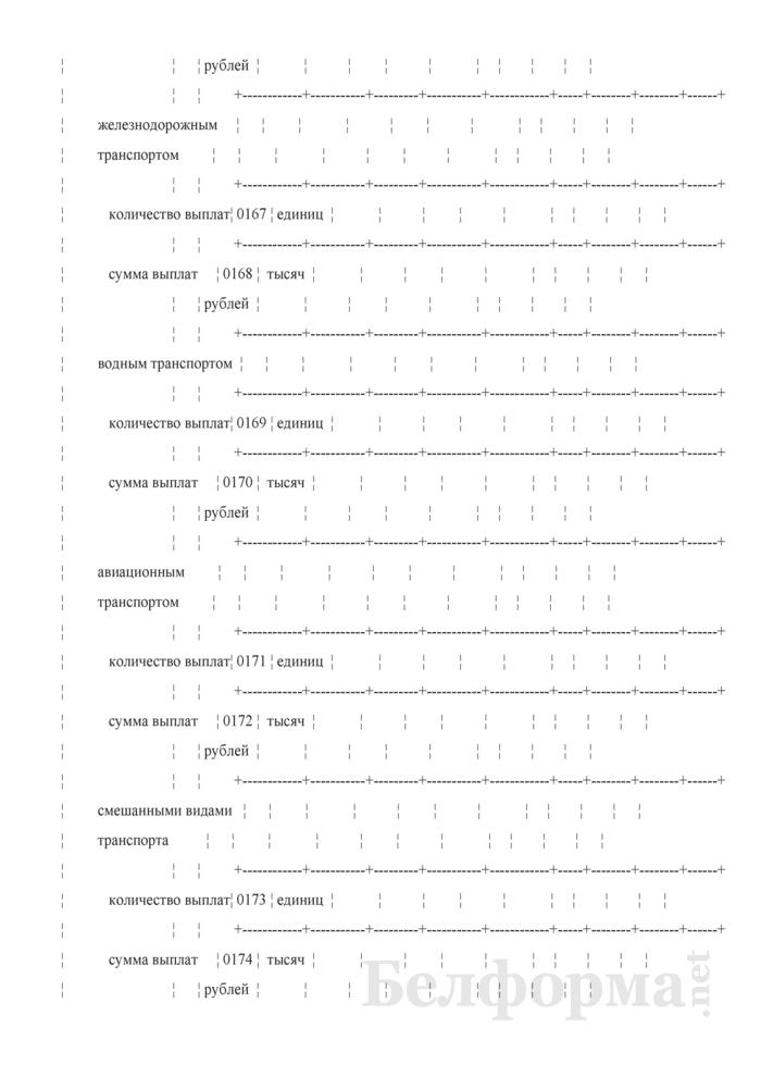 Отчет о деятельности страховой организации. Форма 4-с (Минфин) (квартальная). Страница 29