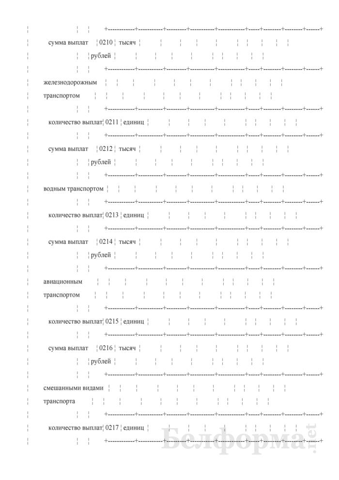 Отчет о деятельности страховой организации. Форма 4-с (Минфин) (квартальная). Страница 35