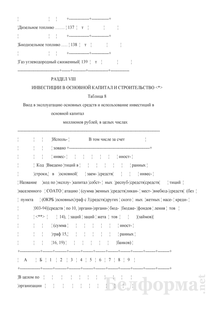 Отчет о финансово-хозяйственной деятельности малой организации (Форма 1-мп (годовая)). Страница 12