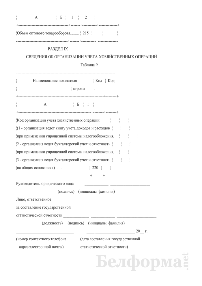 Отчет о финансово-хозяйственной деятельности микроорганизации (Форма 1-мп (микро) (годовая)). Страница 14