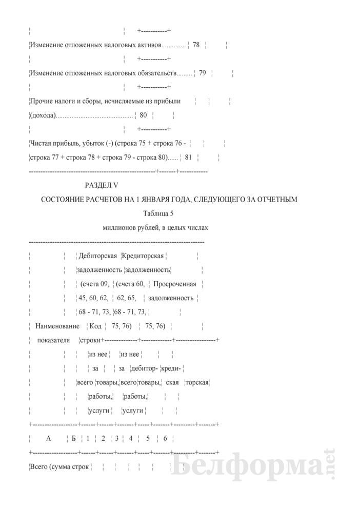 Отчет о финансово-хозяйственной деятельности микроорганизации (Форма 1-мп (микро) (годовая)). Страница 8