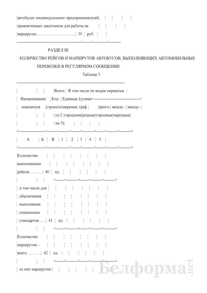 Отчет о наличии и использовании автомобильного транспорта (Форма 12-тр (авто) (месячная)). Страница 8