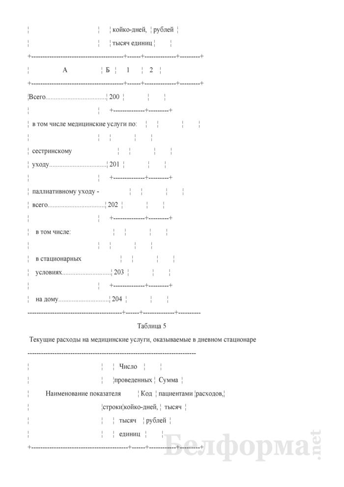 Отчет о расходах на здравоохранение (Форма 1-нсз (Минздрав) (годовая)). Страница 14