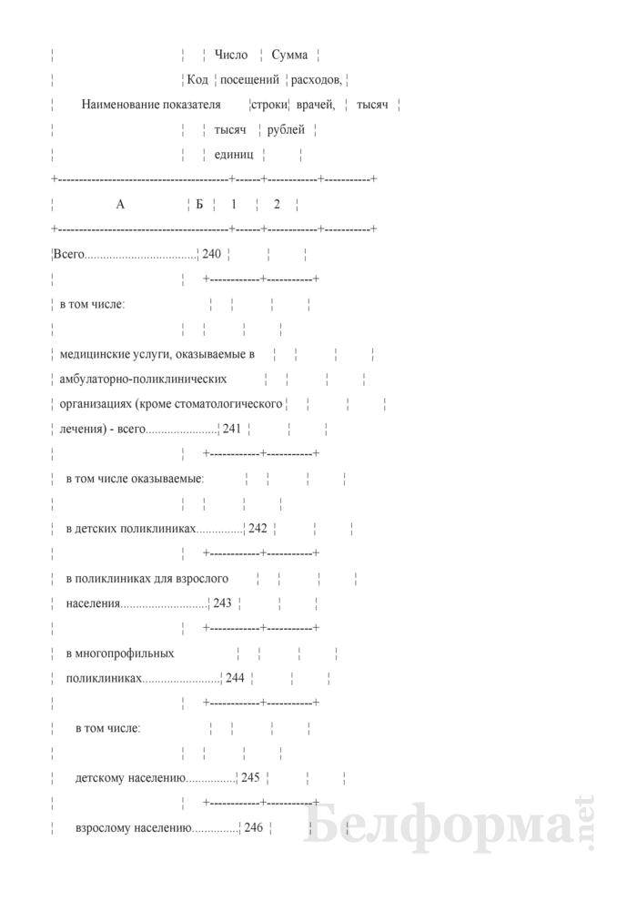 Отчет о расходах на здравоохранение (Форма 1-нсз (Минздрав) (годовая)). Страница 17