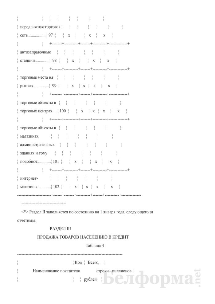 Отчет о розничной торговле (Форма 1-торг (розница) (годовая)). Страница 18