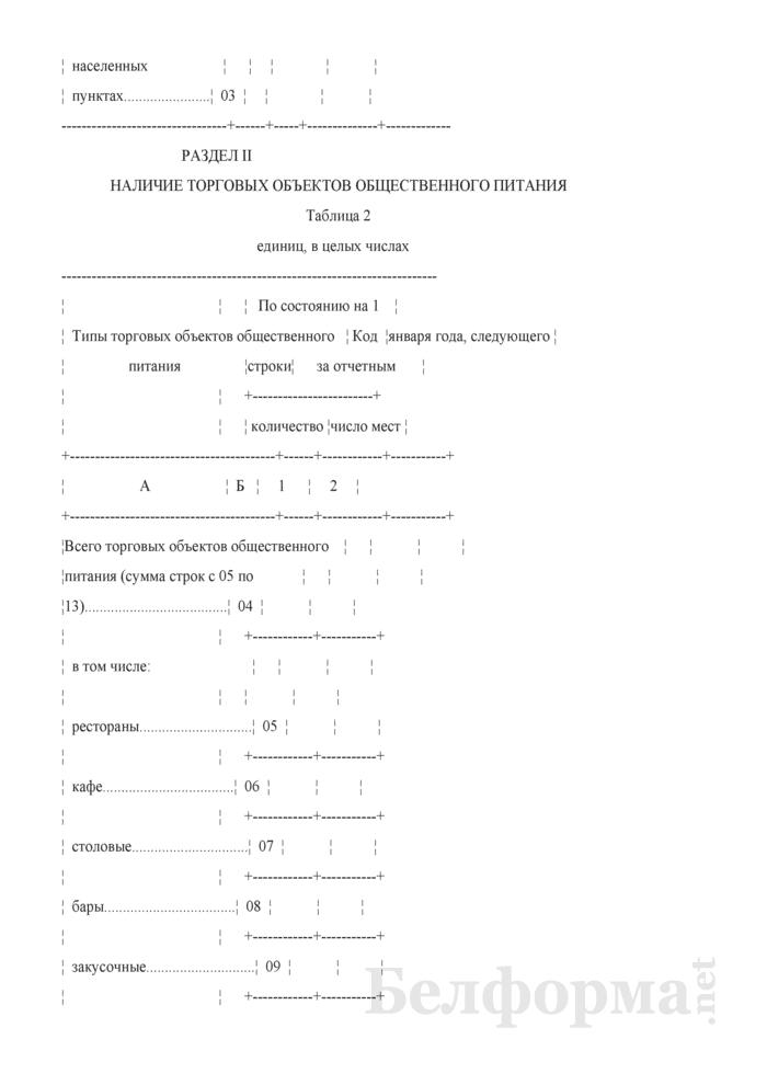 Отчет по общественному питанию (Форма 1-торг (общепит) (годовая)). Страница 4