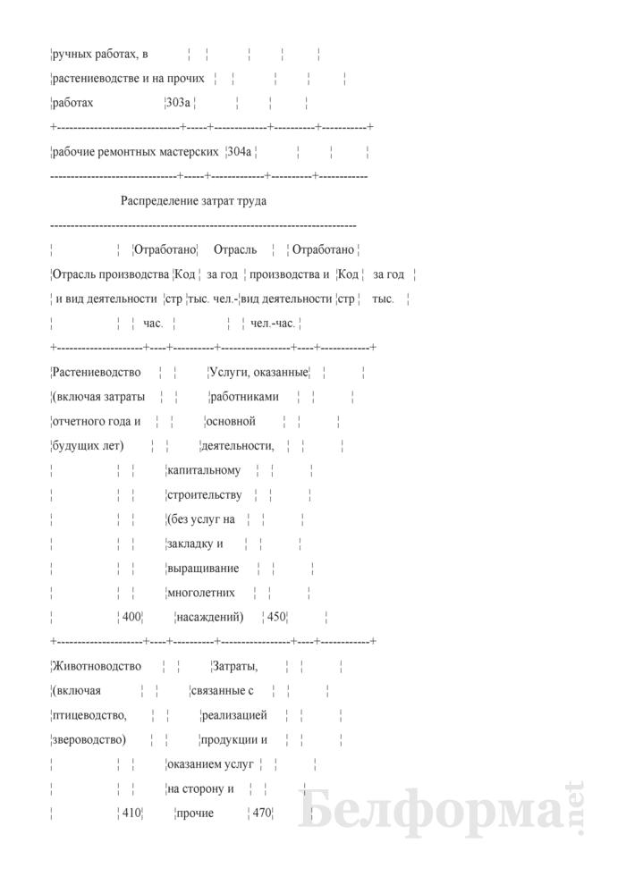 Отчет по труду (Форма 5-АПК). Страница 12
