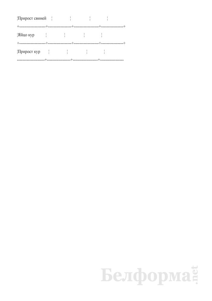 Показатели работы для определения квартального размера премии руководителя. Страница 5