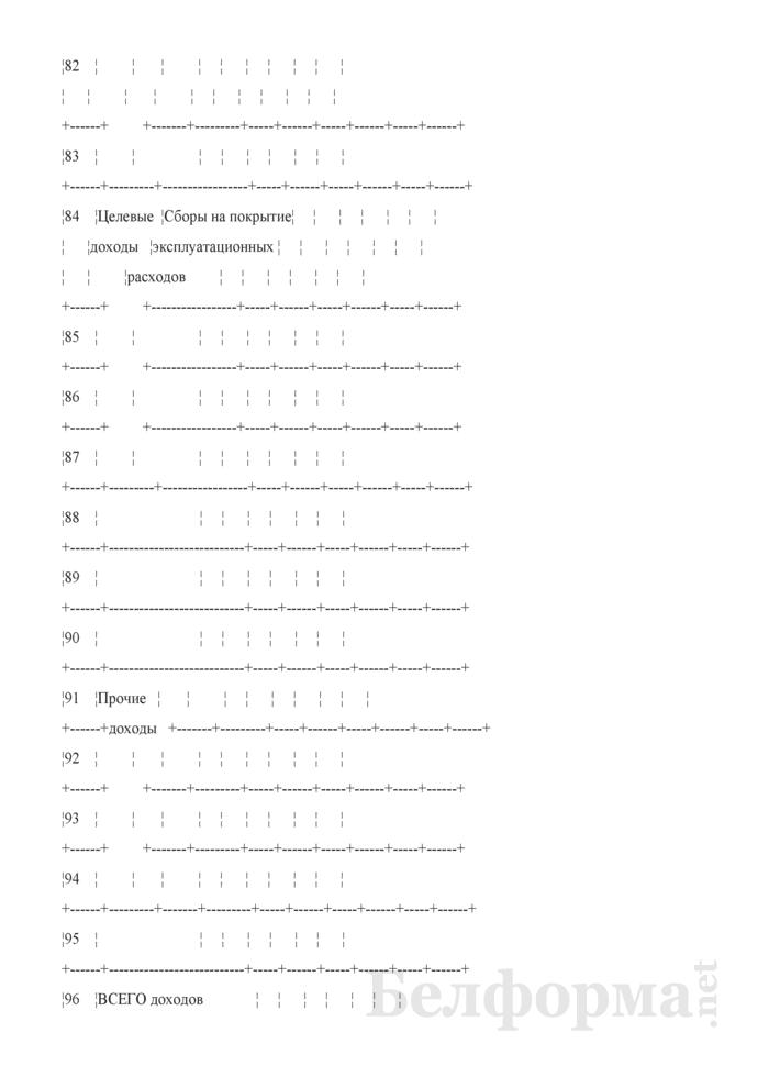 Производственный отчет по прочим производствам и хозяйствам. Форма № 18-З. Страница 18