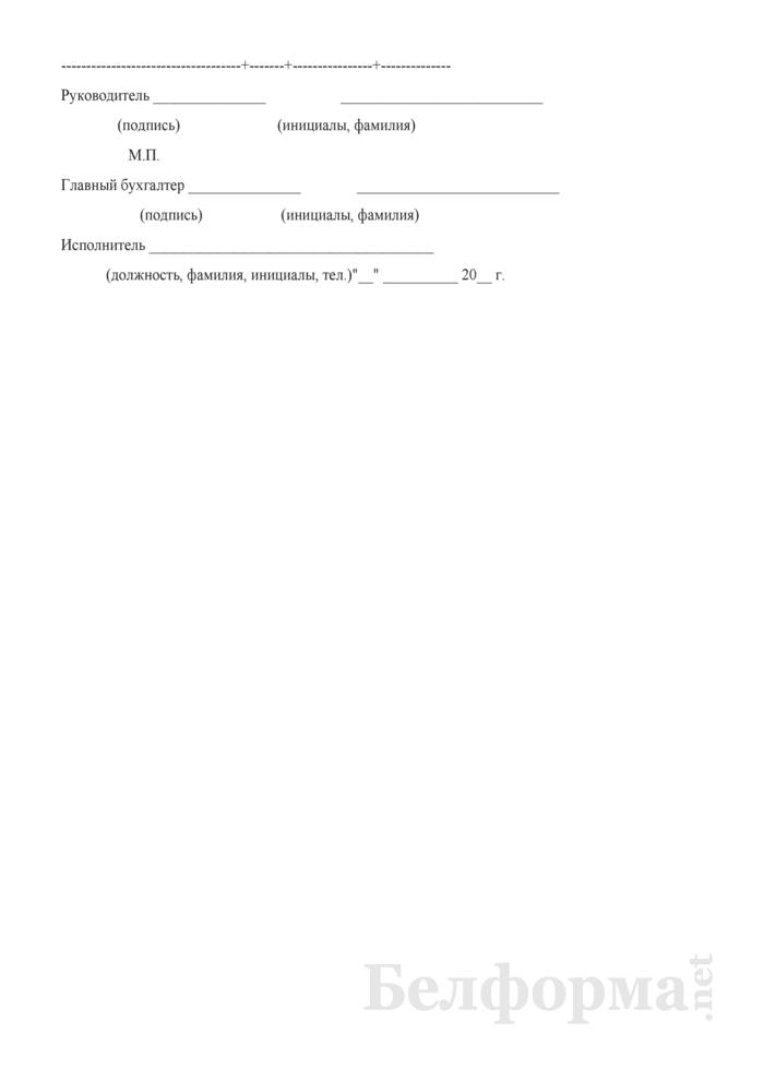 Информация о деятельности профессионального участника рынка ценных бумаг (Форма 2). Страница 19