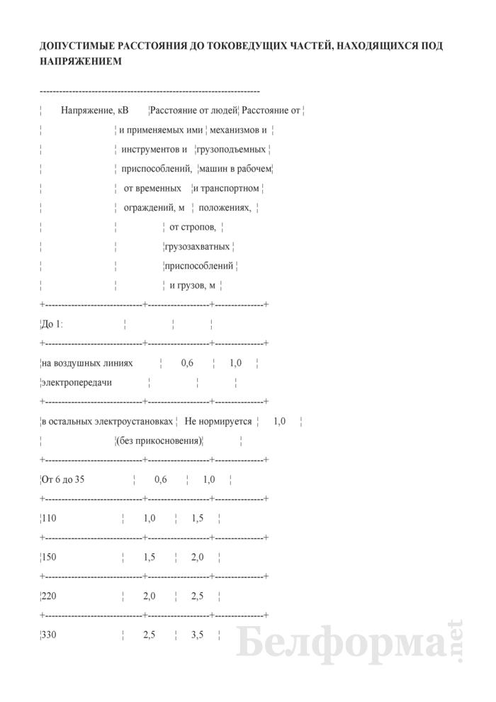Межотраслевая типовая инструкция по охране труда для электромонтера по ремонту и обслуживанию электрооборудования. Страница 18