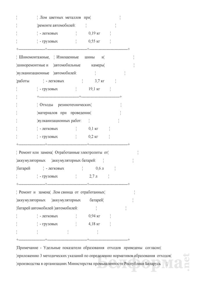 Инструкция по обращению с отходами производства. Страница 49