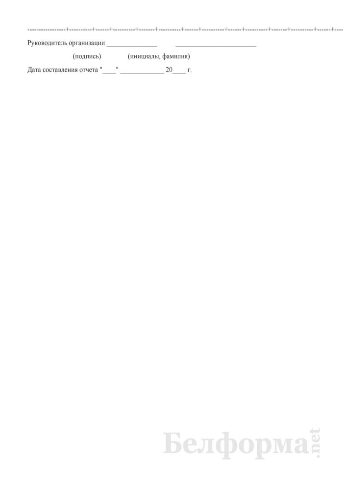 Сведения об исполнении сметы расходов на финансирование Государственной программы возрождения и развития села на 2005 - 2010 годы (квартальная). Страница 5