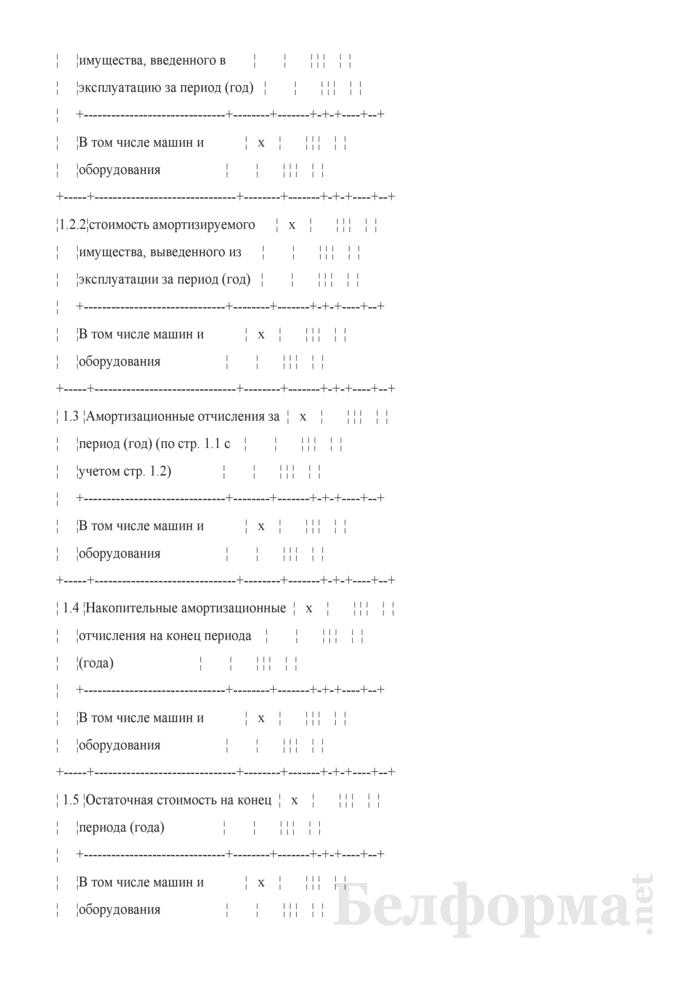 Расчет амортизационных отчислений (при разработке бизнес-планов инвестиционных проектов). Страница 2