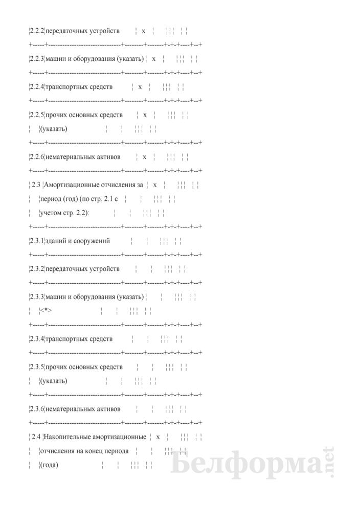 Расчет амортизационных отчислений (при разработке бизнес-планов инвестиционных проектов). Страница 4