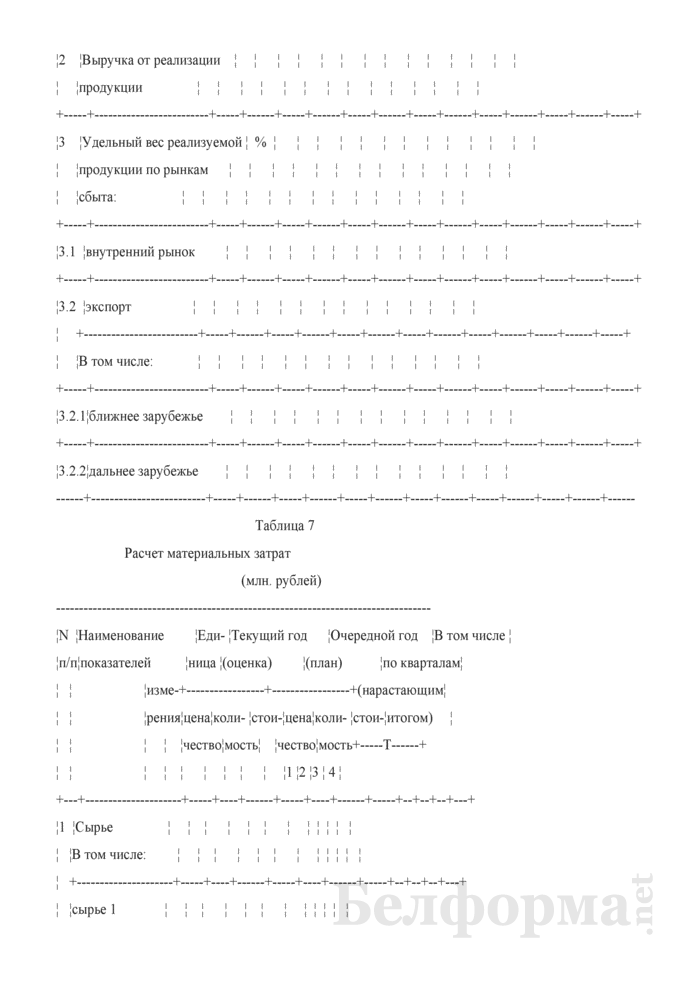 Расчет бизнес-плана развития коммерческой организации. Страница 17