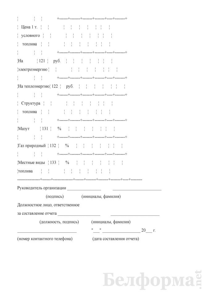 Отчет о затратах на генерацию, передачу и распределение энергии. Форма № 2-смета (годовая). Страница 13
