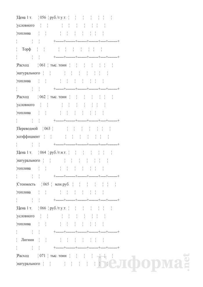 Отчет о затратах на генерацию, передачу и распределение энергии. Форма № 2-смета (годовая). Страница 10