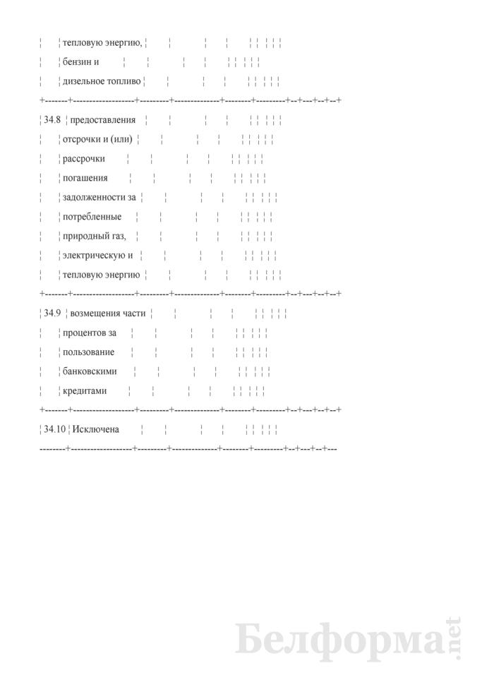 Основные показатели развития страховой организации на очередной год (Таблица 3 расчета бизнес-плана развития). Страница 11