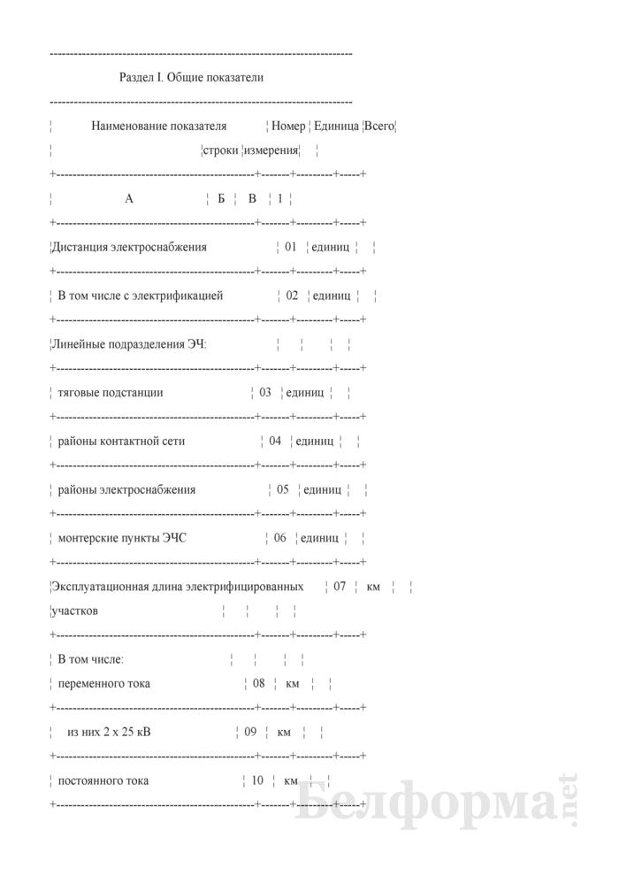 Отчет о наличии технических средств хозяйства электрификации и электроснабжения (Форма № АГО-9 (годовая)). Страница 2