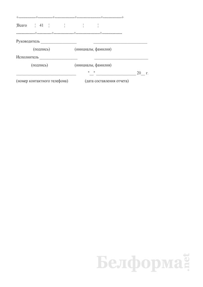 Отчет о путевом хозяйстве (железнодорожные пути общего пользования) (Форма № АГО-1 (годовая)). Страница 79