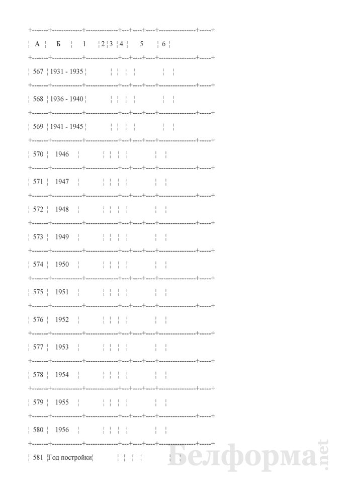 Отчет об инвентарном парке электровозов, тепловозов, паровозов, электропоездов, дизель-поездов и подъемных кранов (Форма № АГО-14 (годовая)). Страница 14