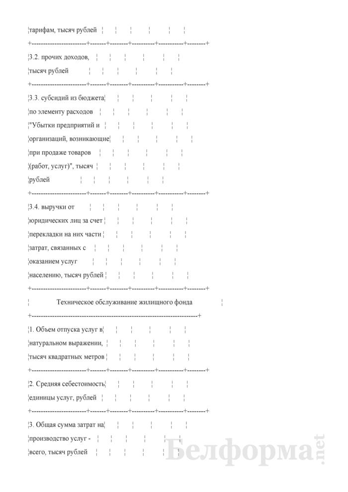 Данные о показателях по отраслям к бюджету (годовая). Страница 12