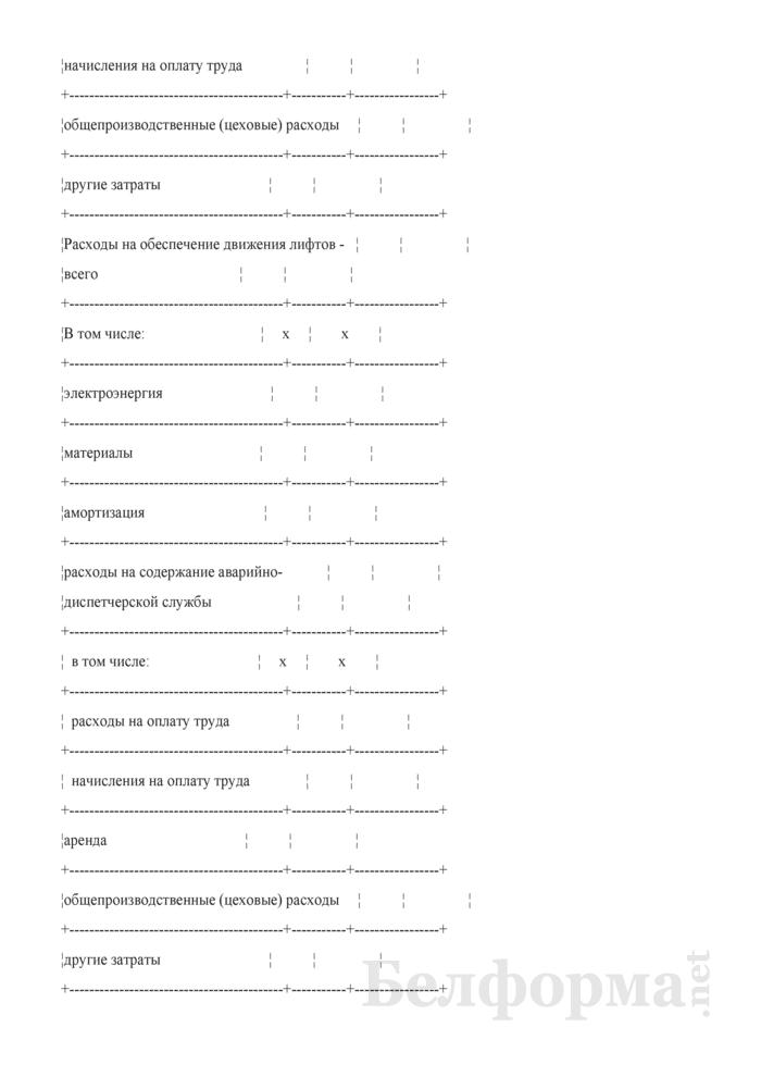 Отчет по формированию себестоимости (квартальная). Страница 29