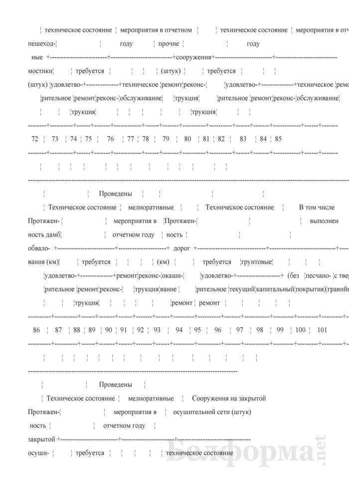 Реестр внутрихозяйственных оросительных, осушительно-оросительных систем. Страница 4