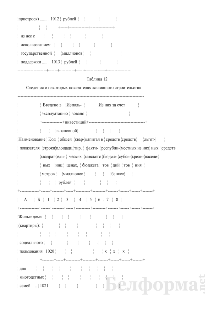 Отчет о вводе в эксплуатацию объектов, основных средств и использовании инвестиций в основной капитал (Форма 4-ис (инвестиции) (квартальная) (срочная)). Страница 19