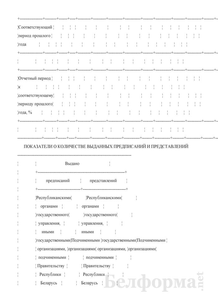 Отчет об обращениях граждан. Страница 3