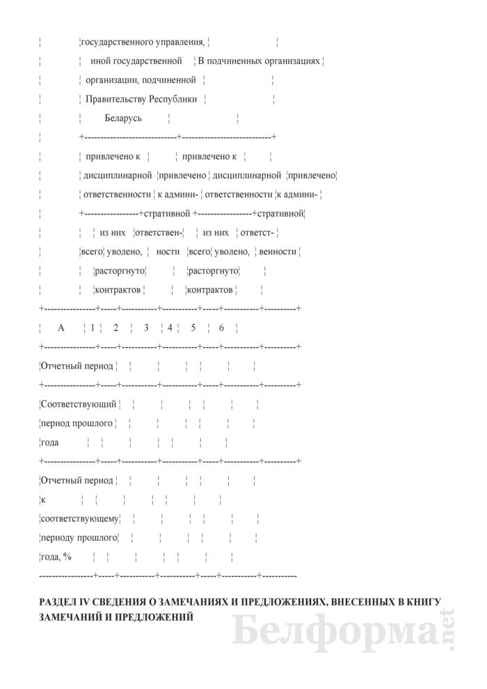 Отчет об обращениях граждан (квартальная). Страница 12