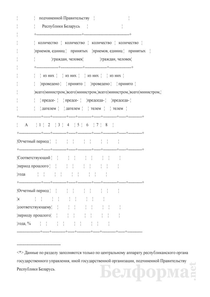 Отчет об обращениях граждан (квартальная). Страница 10