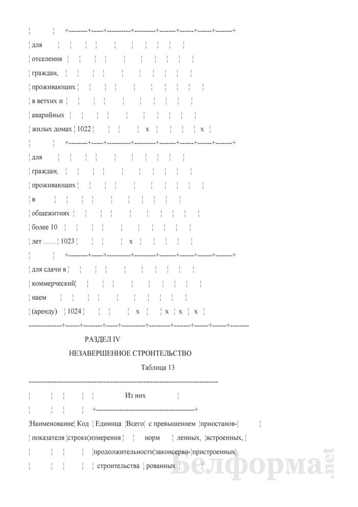 Отчет о вводе в эксплуатацию объектов, основных средств и использовании инвестиций в основной капитал (Форма 4-ис (инвестиции) (квартальная) (срочная)). Страница 20