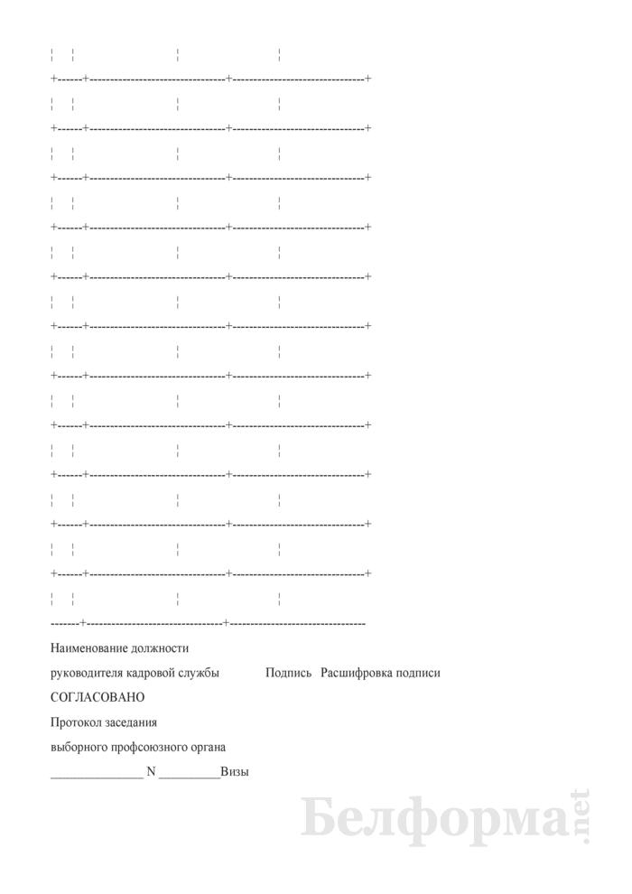 Правила внутреннего трудового распорядка (вариант). Страница 11