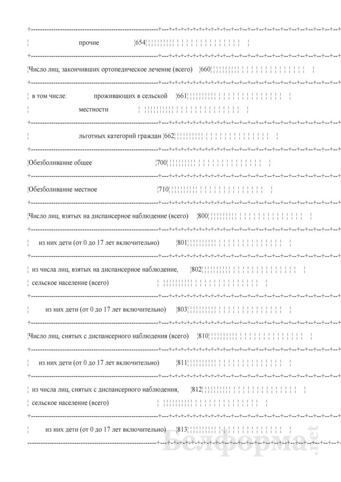 Дневник учета работы врача-стоматолога (фельдшера зубного) (Форма № 039/у-10). Страница 12