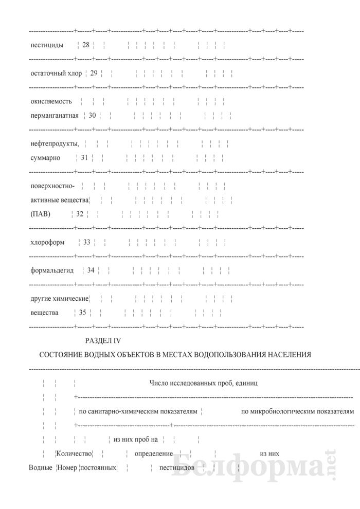 Сведения о санитарном состоянии территории (годовая). Страница 12