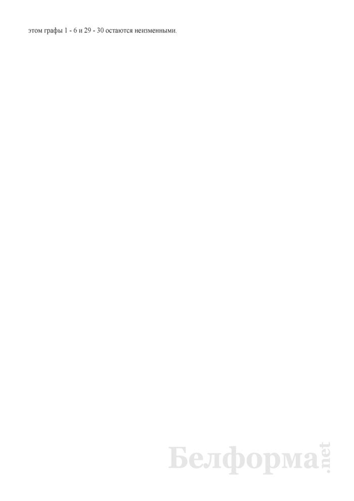 Журнал приемки и сдачи смен лицами, ответственными за безопасность работ и обслуживающими оборудование, установки, машины, механизмы (бригадиры, звеньевые, старшие рабочие, машинисты, мотористы и т.п.). Страница 2